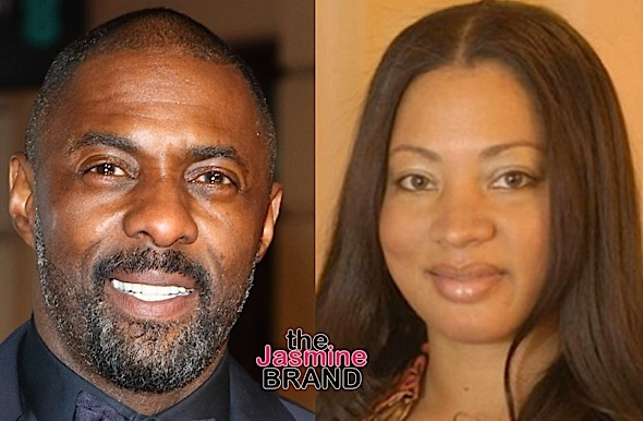 Idris Elba's Secret Second Wife Speaks Out: He listened to people in his ear.