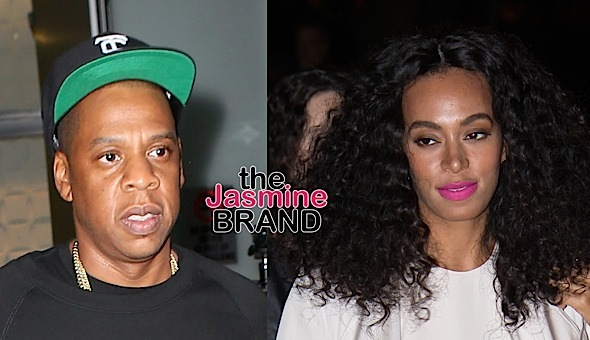 Jay Z, Solange Knowles