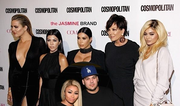 Kardashian Jenner Family Forget to Congratulate Rob Kardashian & Blac Chya. Find Out Why!