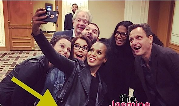 Kerry Washington Pregnant With Baby #2! [Worst, Kept Secret Ever]