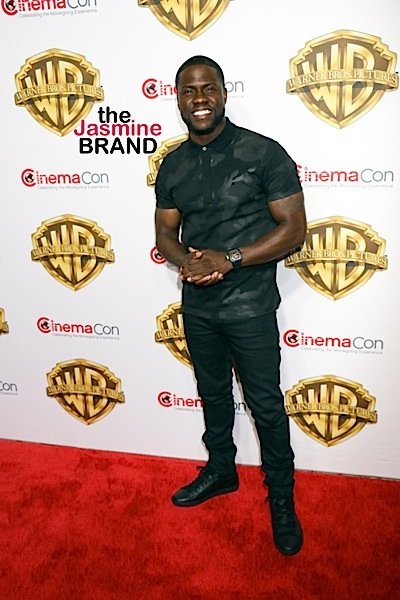 "Kevin Hart at CinemaCon 2016 - Warner Bros. Pictures ""The Big Picture"""
