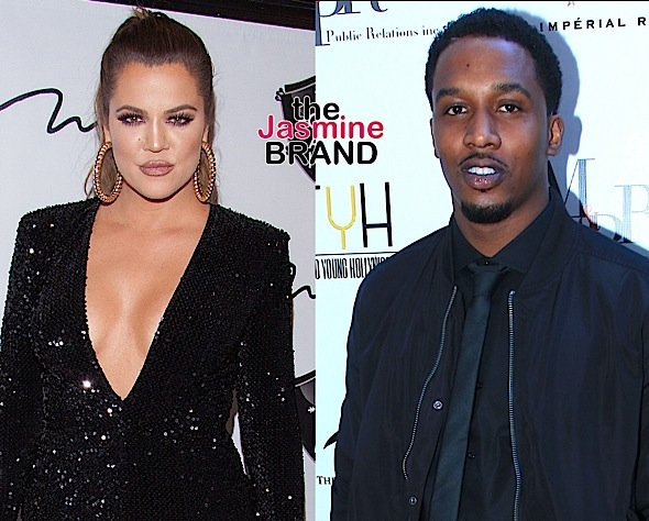 khloe kardashian-brandon jennings-the jasmine brand