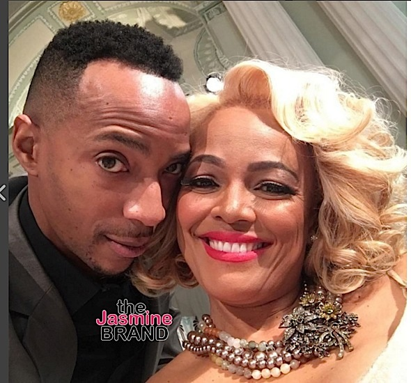 Christopher Morgan, Kim Fields
