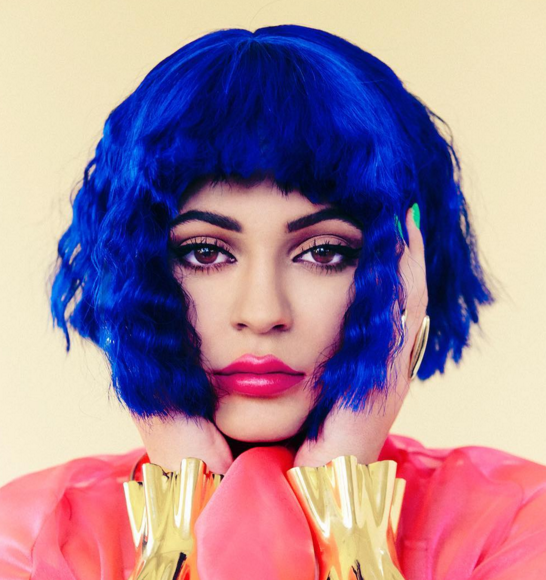 Kylie Jenner Criticized For Saying: 'I started wigs'.