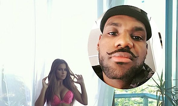 LeBron James Accused of DM'ing Instagram Model