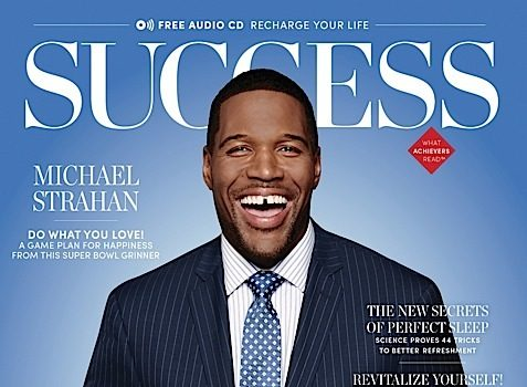Michael Strahan Reveals How He Handles Fear & Failure