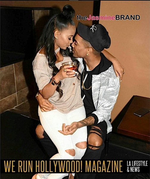 Miles Brock Gets Flirty With Sundy Carter, Khloe Kardashian's Nieces Are Braided Beauties + Countess Vaughn, Keyshia Cole & Nicki Minaj [Photos]
