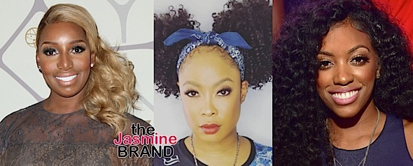 Da Brat & Dish Nation Trash NeNe Leakes For Shading Porsha Williams