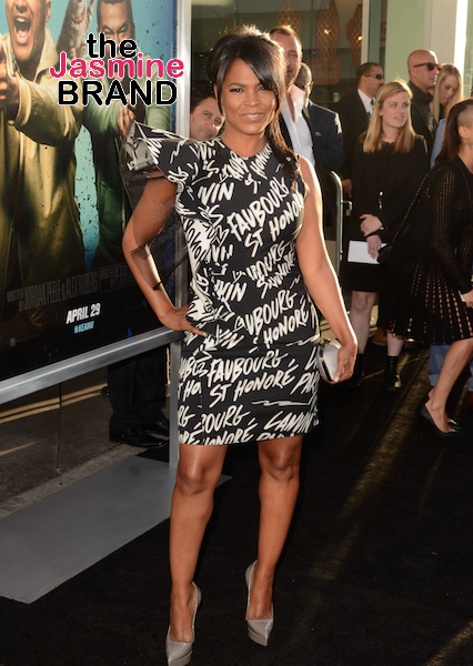Nia Long Joins 'NCIS: Los Angeles'