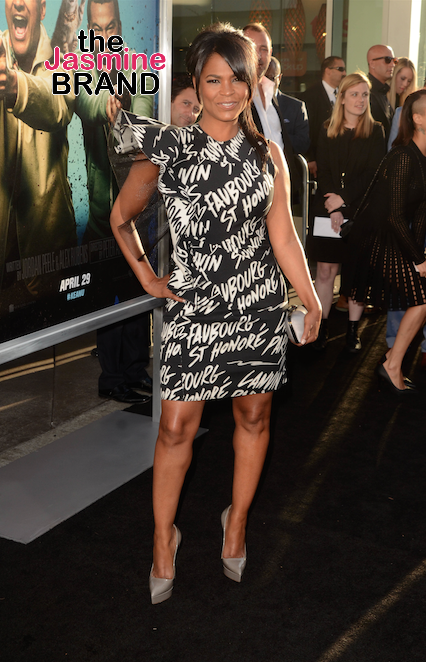 "Nia Long Lands Recurring Role On ""Empire"""
