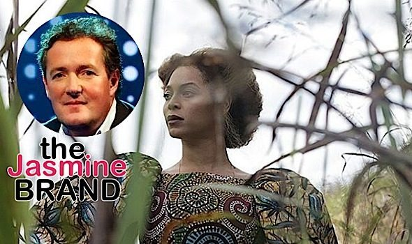 Piers Morgan: Beyonce's Playing The Race Card, Using Grieving Mothers to Sell Records!