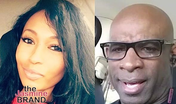 (EXCLUSIVE) Deion Sanders Ex-Wife Pilar Says She Has No Money, Pleads w/ Court to Appeal Divorce Judgement