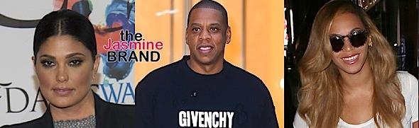 Rachel Roy, Jay Z, Beyonce