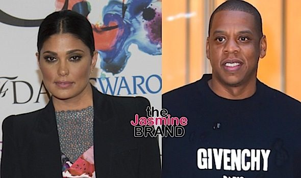 Rachel Roy's Email Hacked, Fears Jay Z & Beyonce Drama May Be Revealed