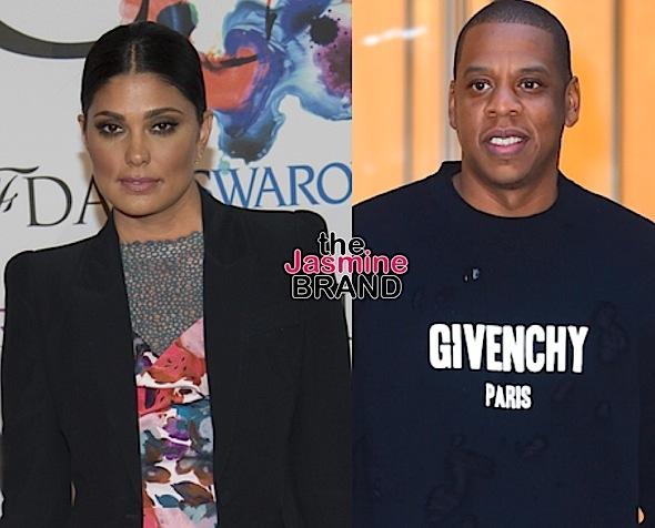 Rachel Roy, Jay Z