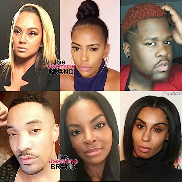 (EXCLUSIVE) Miles Brock, Brooke Bailey, Sundy Carter Snag New Reality Show [Photos]