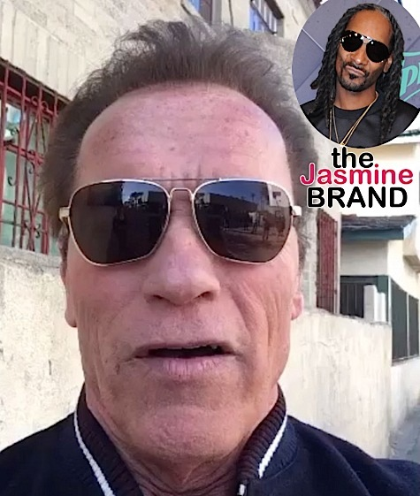 Snoop Dogg Calls Arnold Schwarzenegger A 'Funky, Dog Head B*tch' [VIDEO]