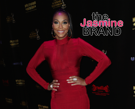 Tamar Braxton Denies Having Tummy Tuck [VIDEO]