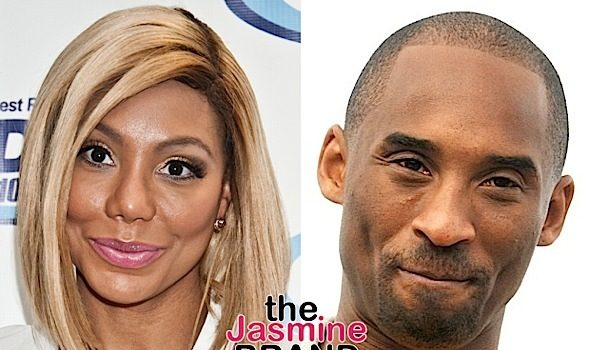 Tamar Braxton & Kobe Bryant Once Went On A Date [VIDEO]