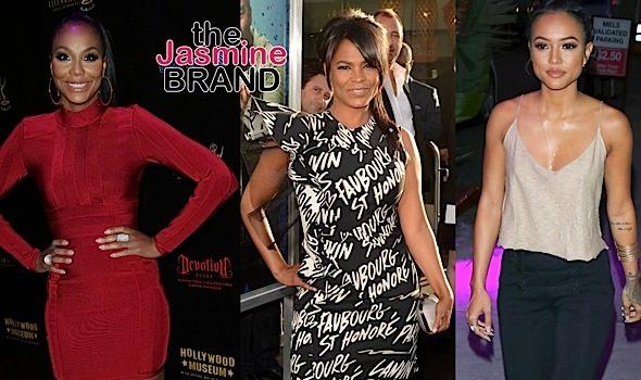 Celebrity Stalking: Tamar Braxton, Nia Long, Karrueche Tran, Adrienne Bailon, Jeannie Mai
