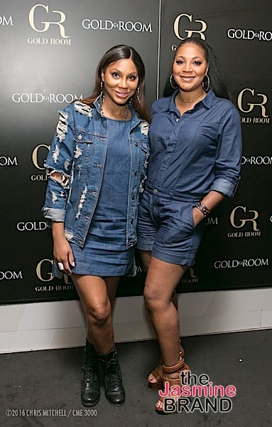 "Tamar & Trina Braxton, MC Lyte, Rico Love, Nicci Gilbert Celebrate Kelly Price's B-Day & ""Look 2 Live"" Foundation Launch"