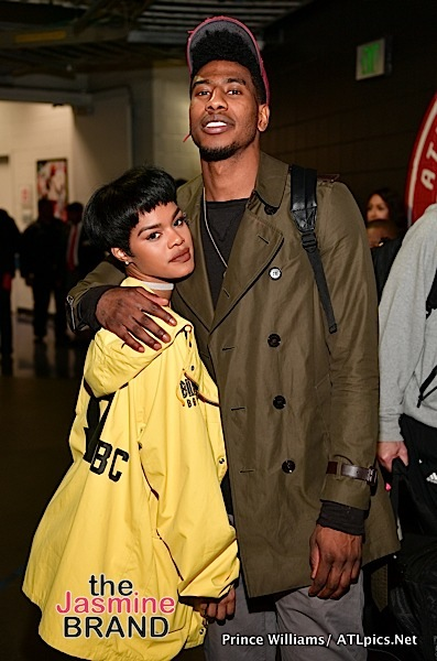 Iman Shumpert Swoons Over Teyana Taylor's Post-Delivery Body 'Not One Stretch Mark!' Later Clarifies Comment
