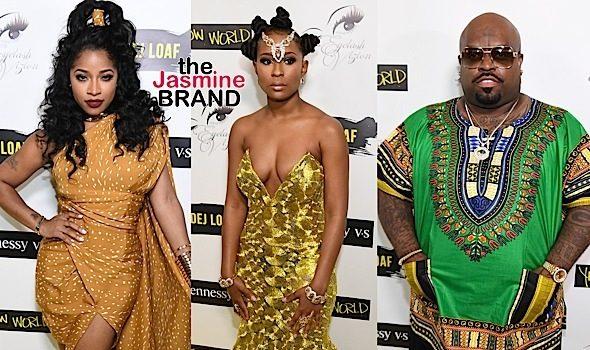 Dej Loaf Hosts 'Coming to America' B-day Bash: Young Thug, CeeLo Green, Syleena Johnson, Bambi, Toya Wright, Tammy Rivera, Jermaine Dupri Attend
