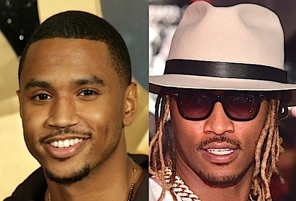 Altercation Erupts Between Trey Songz & Future's Entourage [VIDEO]