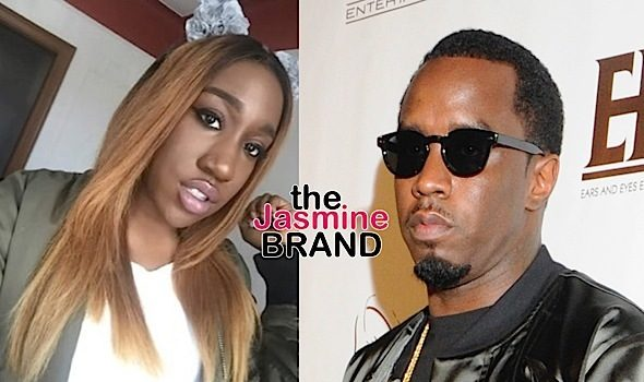 Diddy Says He Apologized to Biggie's Daughter: Sometimes I get out of pocket. [VIDEO]