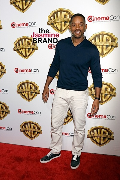 "Will Smith attends CinemaCon 2016 - Warner Bros. Pictures ""The Big Picture""."