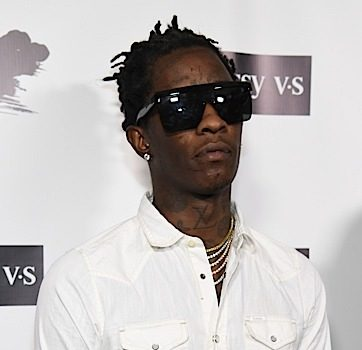 (EXCLUSIVE) Young Thug Accuses Police of Illegally Searching His Home