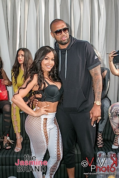 Rosa Acosta Celebrates Hollywood Birthday With Flo-Rida, Erica Mena, Slim Thug, Sincere Show, Don Benjamin