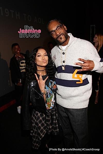 Jhené Aiko and Snoop