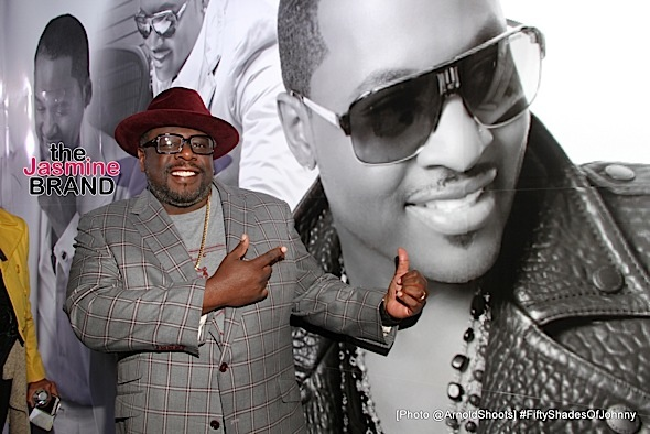 BELL AIR, CA - MAY 22: Actor and comedian Cedric the Entertainer seen at Johnny Gill's 50TH Birthday Party on Sunday May 22, 2016 at a private residence in Bell Air, CA. (Photo by Arnold Turner/ATA)