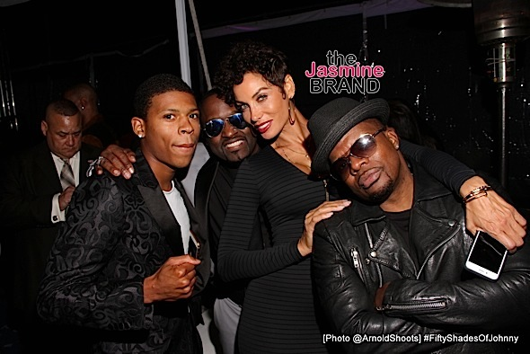 Johnny Gill's 50TH Birthday Party