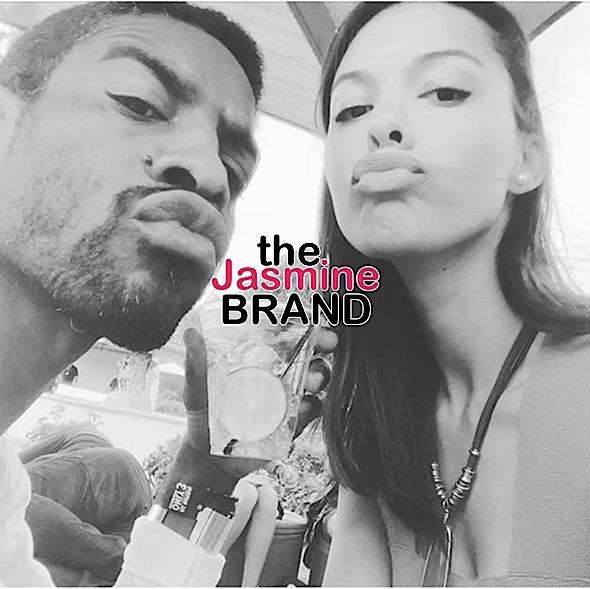 Andre 3000 Girlfriend Dominique Maldonado-the jasmine brand