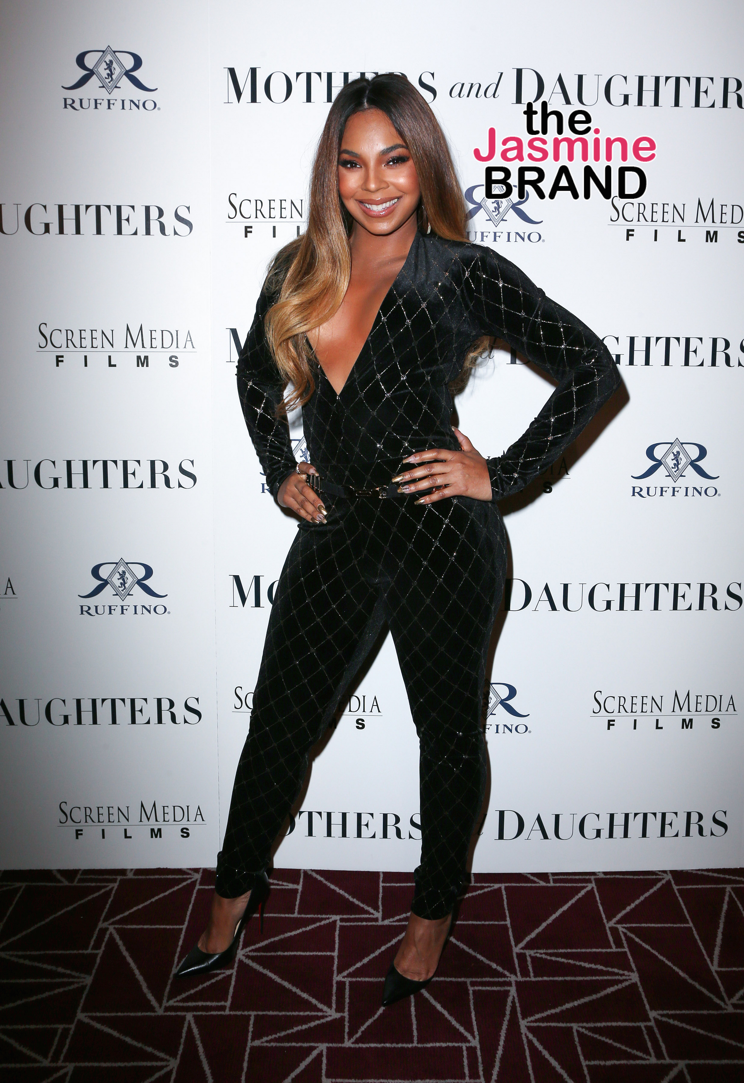Ashanti Dating NBA Baller James Harden - theJasmineBRAND