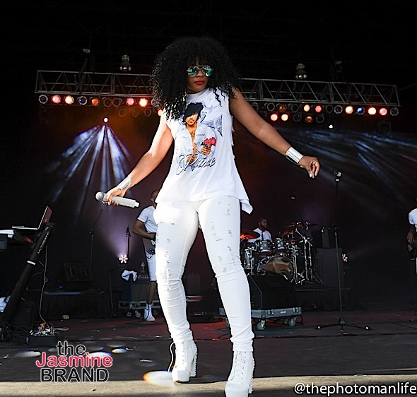 Syleena Johnson, Eric Roberson, Lalah Hathaway, Algebra Perform At 'The Soul Life Music Festival' [Photos]
