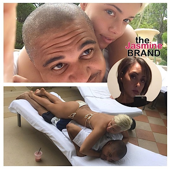 Irv Gotti Lays Up With New Girlfriend, Ashley Martelle + Says Marriage With Ex Wife 'Didn't work out'