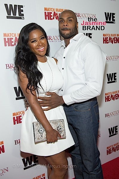 Kenya Moore and boyfriend matt