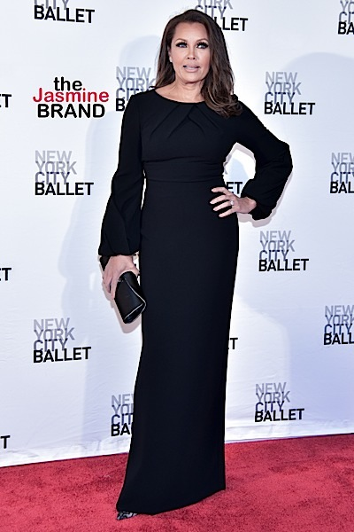 Vanessa Williams at the 2016 New York City Ballet Spring Gala -