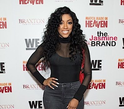 Porsha Williams Rushed To Hospital, After Collapsing