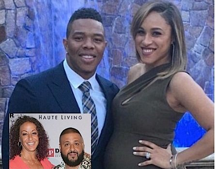 DJ Khaled Fiancee Pregnant + Ray Rice & Wife Expecting Baby #2! [Ovary Hustlin]