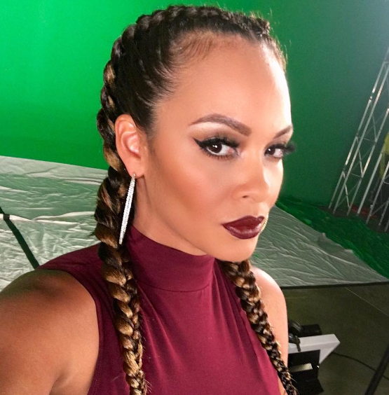 "Evelyn Lozada's Accused of Using Fertility Issues & Lying About Relationship Status For ""Basketball Wives"" Storyline"