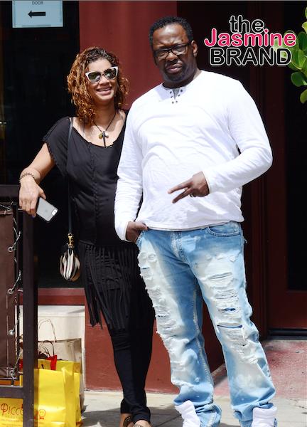 Bobby Brown & Pregnant Wife Hit Beverly Hills, Solange & Hubby Spotted at JFK + Keri Hilson, Morris Chestnut, Ashanti