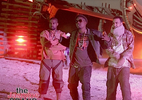 "French Montana Signs to Bad Boy/Epic Releases ""Figure It Out"" feat Kanye West, Nas"