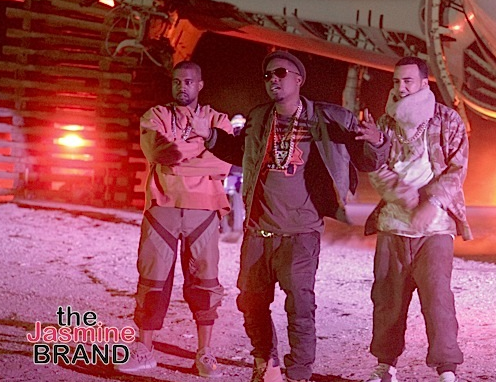 """French Montana Signs to Bad Boy/Epic Releases """"Figure It Out"""" feat Kanye West, Nas"""