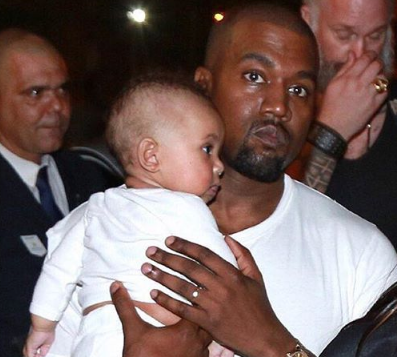 Saint West Makes Debut In Cuba [Photos]