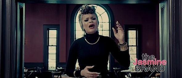 "Andra Day Releases ""Rise Up"" Video [WATCH]"