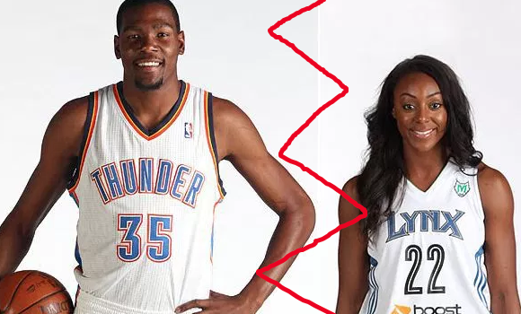 Kevin Durant Opens Up About Ex-Fiancée Monica Wright: I didn't love her the right way.